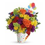 8152 - Celebrate Bouquet US and Canada delivery.