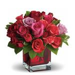 6209 - Madly in Love Bouquet Santa Maria CA delivery.