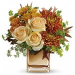 7800 - Autumn Romance Bouquet - Santa Maria, CA delivery.