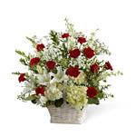 3923 - In Loving Memory Arrangement Santa Barbara, CA delivery.