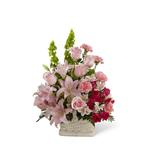 3940 - Beautiful Spirit Arrangement Santa Maria CA delivery.
