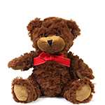 996829 - Plush Brown Bear Santa Maria, CA delivery.
