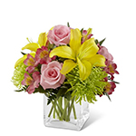 2271 - Breath of Spring Bouquet - Santa Maria CA delivery.