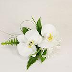 2529 - Orchid Corsage Santa Maria CA delivery.