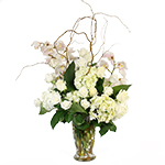 2570 - Calinda Vase Arrangement  Arroyo Grande, CA delivery.