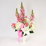 2575 - Fresh Flower Grave Arrangement US and Canada delivery.