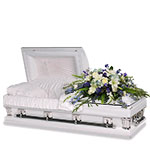2709 - Mora Casket Spray Santa Barbara, CA delivery.