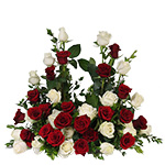 2717 - Rose Embrace Memorial Arroyo Grande, CA delivery.