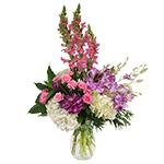 2737 - Desmond Vase Arrangement Santa Maria, CA delivery.