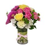 2747 - Miriam Vase Arrangement Arroyo Grande, CA delivery.