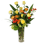 2752 - Frederick Vase Arrangement Santa Maria, CA delivery.