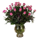 2753 - Blushing Rose Premium Bouquet Santa Maria CA delivery.