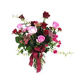 2791 - Amaya Deluxe Rose Bouquet Santa Maria CA delivery.