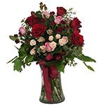 2797 - Amaya Premium Rose Bouquet Santa Maria CA delivery.
