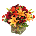 2821 - Alexis Autumn Bouquet Santa Maria CA delivery.