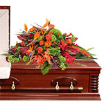 2824 - Gabriel Casket Cover US and Canada delivery.