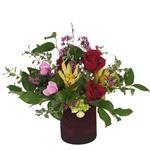 2878 - Harper Garden Bouquet Santa Maria CA delivery.
