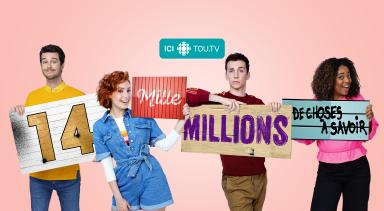 La populaire série 14 mille millions de choses à savoir vendue en  France