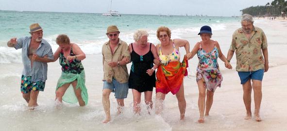 Les Détestables s'envolent à Punta Cana!
