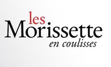 Les Morissette en coulisses
