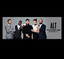 ALT : nouvelle revue humoristique avec Phil Roy