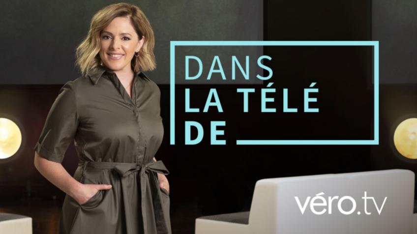Catherine Trudeau anime DANS LA TÉLÉ DE…