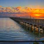Indian Riverside Park Beach Fishing Pier