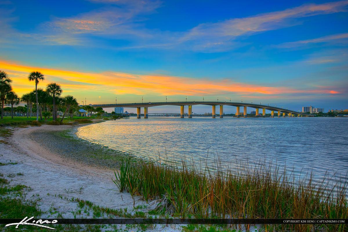 West Belle River Beach