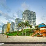 Sunny Isles Florida Condo along Beach