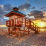 Sunny Isles Beach Lifeguard Tower Florida