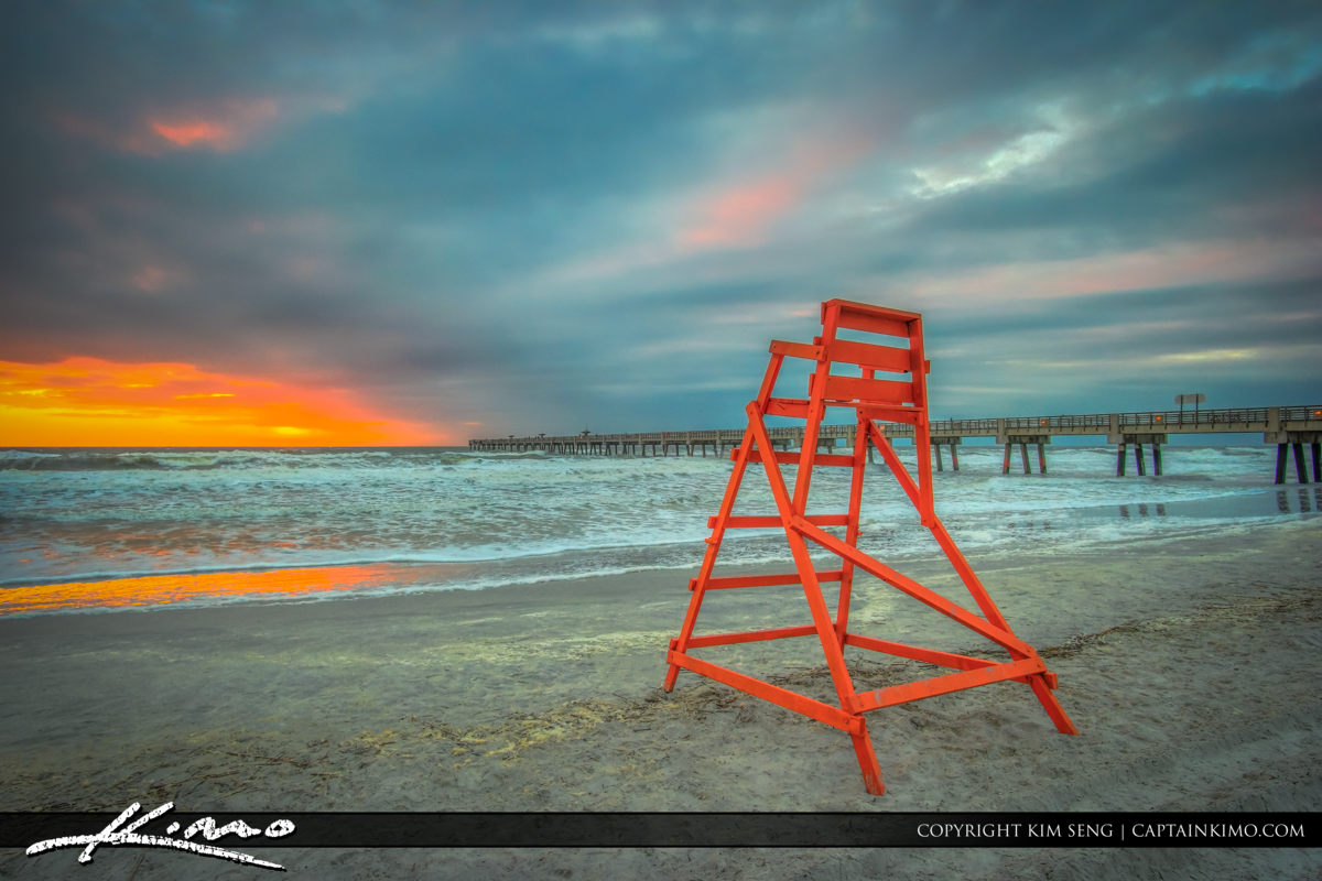 Jacksonville beach product categories royal stock photo for Fishing piers in jacksonville fl