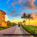 Hollywood Beach BRoward County Florida