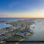 Fort Pierce Aerial Hutchinson Island South Causeway