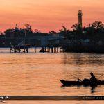 Kayak Fishing Jupiter Lighthouse Florida Waterway