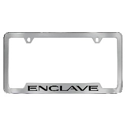 License Plate Holder - GM (19302638)