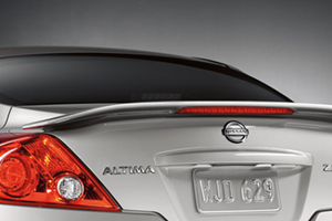 Rear Spoiler (Kbc - Metallic Slate (MY13))