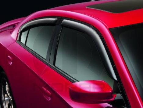 Side Window Air Deflector