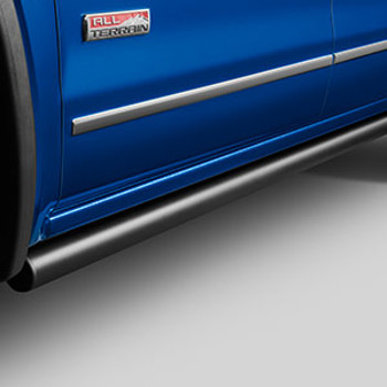 Exterior Trim, Rocker Guard