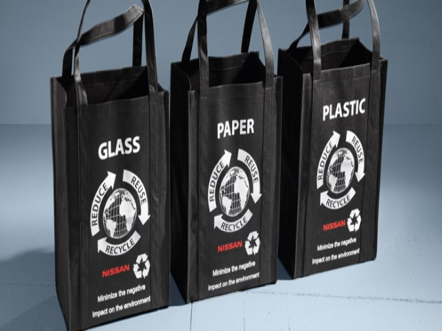 Reusable Recycling Bags