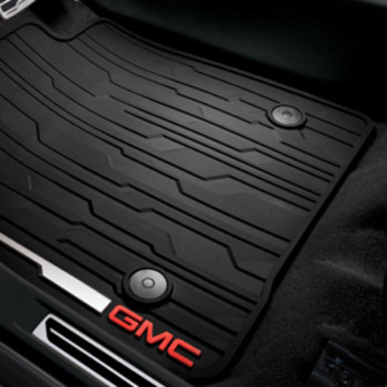 Front All-Weather Floor Mat Package