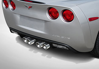 Exhaust Tips By Gm