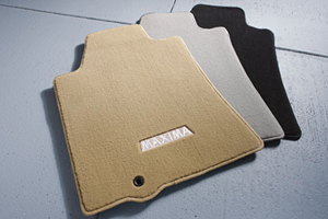 Carpeted Floor Mats (Carpeted Floor Mats - Nissan (999E2-MV030BK)