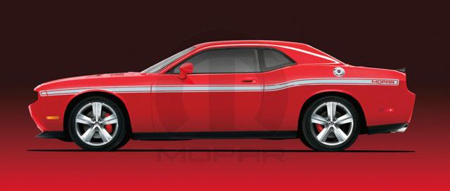2011 Dodge Challenger Exterior Accessories