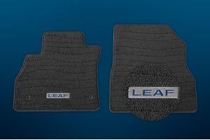 Carpeted Floor Mats (4-Pc Set) (W/Out Cold - Nissan (999E2-8X000)