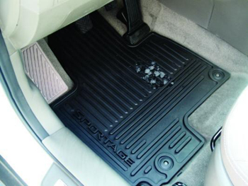 Floor Mats, All-Weather, And Set