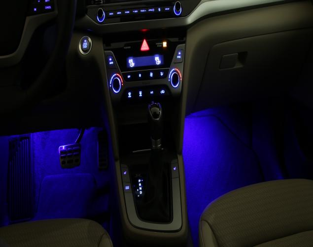 Kit, Interior Lighting