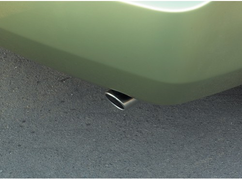 Exhaust Tip - Chrome V6