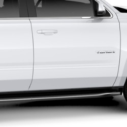 BODYSIDE MOLDING, SUMMIT WHITE