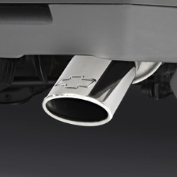 Exhaust Tip (Factory Install System Only)