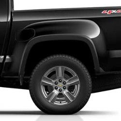FRONT AND REAR FENDER FLARES- CHANGED TO NEW PART NUMBER 84059964
